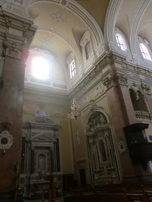 サン・マルティーノ教会内部2