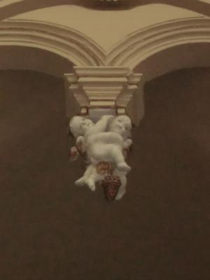 サン・マルティーノ教会の天使