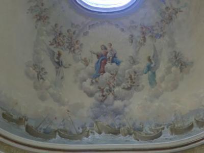 サン・ドメニコ教会天井画