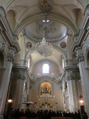 サン・ドメニコ教会内部