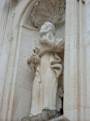 サン・マルティーノ教会の聖人