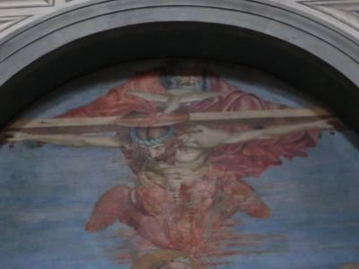 サンティッシマ・アンヌンツィアータ教会のカスターニョの絵