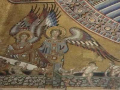 サン・ジョヴァンニ礼拝堂 天使に起こされる人々