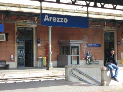 アレッツォ駅