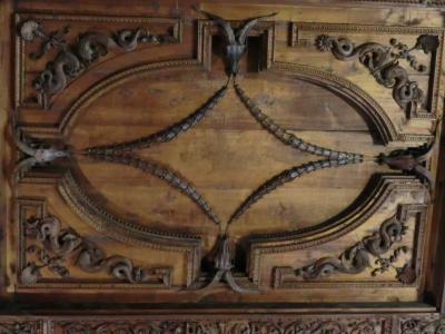 ラウレンツィアーナ図書館5
