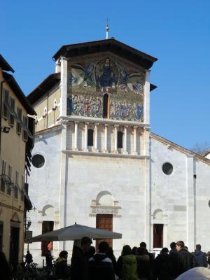 サン・フレディアーノ教会