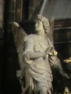ミラノ ドゥオーモ 天使
