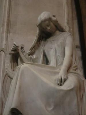 サンタ・マリア・マッジョーレ教会 ドニゼッティの墓