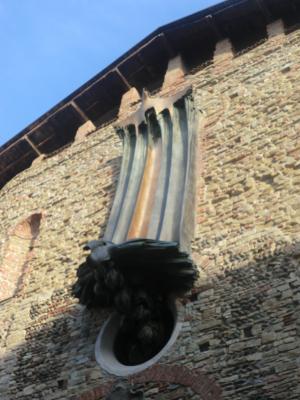 ベルガモ サント・スピリト教会