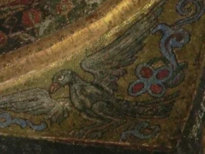サンタンブロージョ聖堂 モザイク