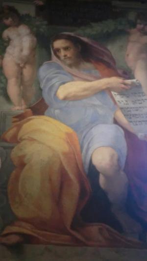 ローマ サンタゴスティーノ教会