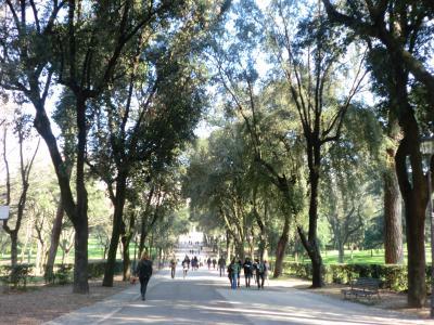 ボルゲーゼ公園