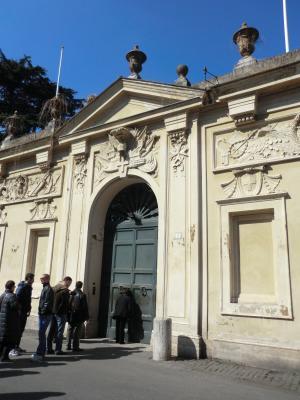 マルタ騎士団広場