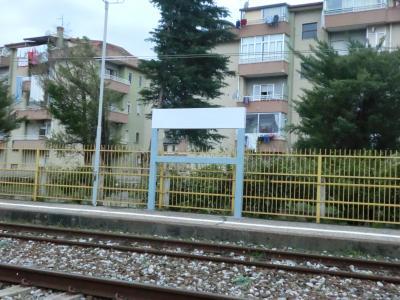 Capaccio-Roccadaspide駅