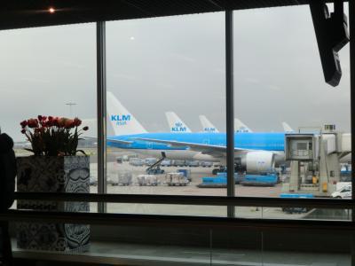 アムステルダム空港