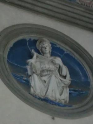 フィレンツェ サンタ・クローチェ教会