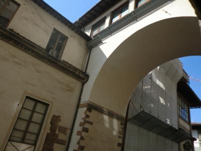 ヴェッキオ宮 秘密の通路