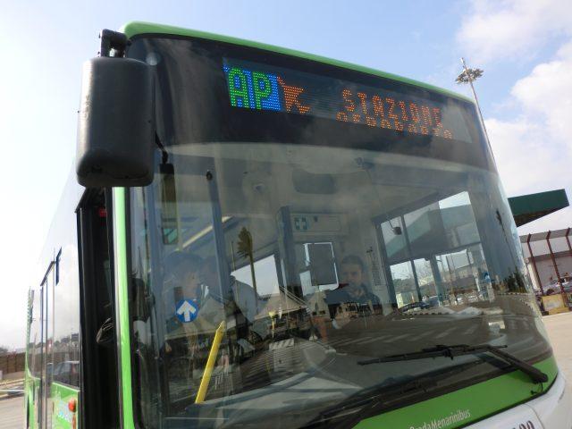 ブリンディシの市バス