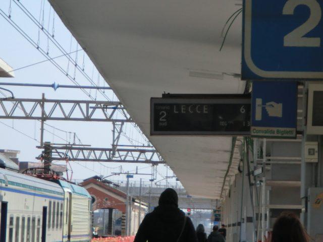 ブリンディシ駅