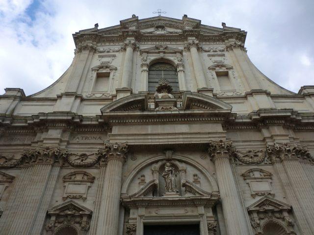 レッチェのサンティレーネ教会