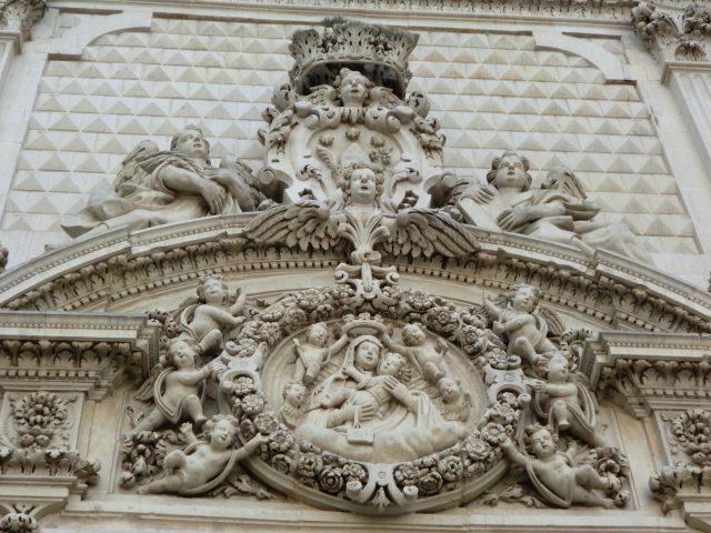 レッチェ カルミネ教会