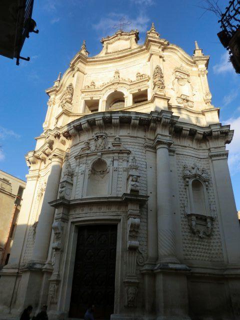 レッチェ サン・マッテオ教会