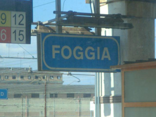 フォッジャ駅