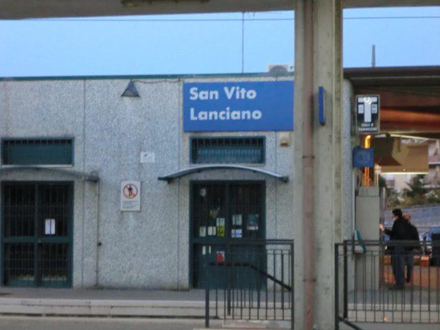 サン・ヴィート駅
