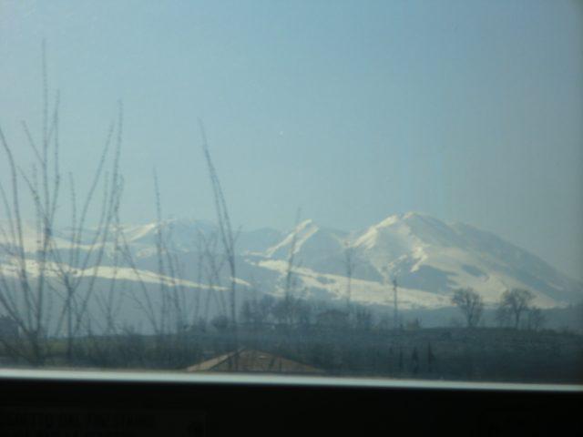 アペニン山脈