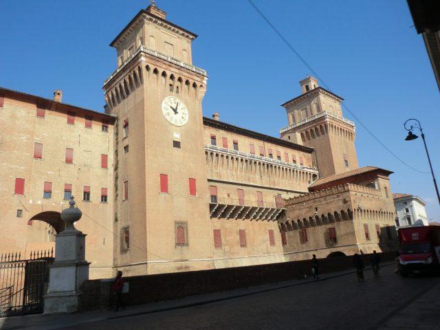 フェラーラ エステンセ城