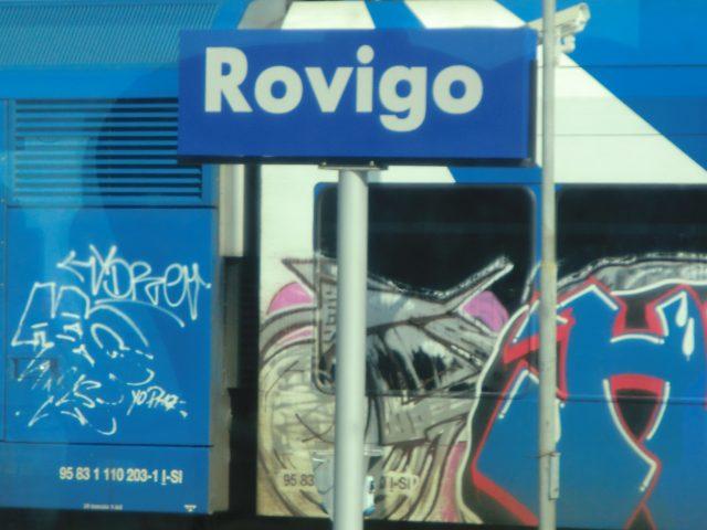 Rovigo駅