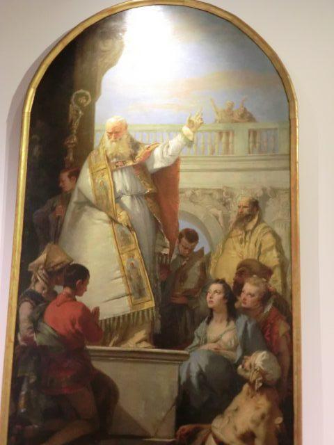パドヴァ 絵画館