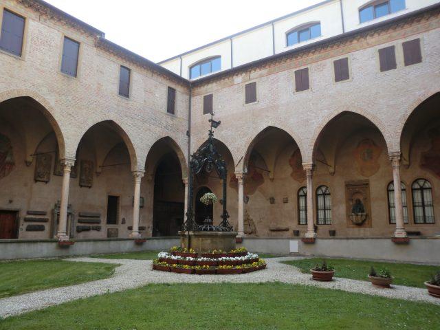 パドヴァ サンタントニオ聖堂