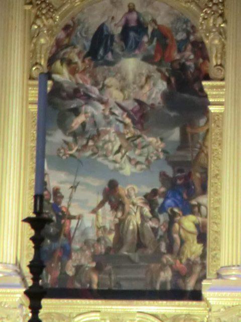 パドヴァのサンタ・ジュスティーナ教会