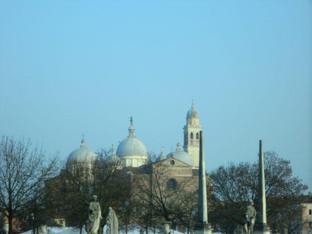 パドヴァ サンタ・ジュスティーナ教会