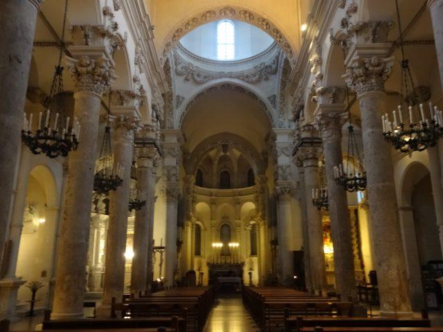 レッチェのサンタ・クローチェ教会