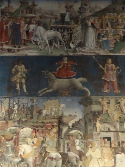フェラーラ スキファノイア宮殿